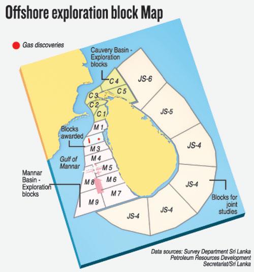 கிழக்குக் கடல் தொடர்பாக கொழும்பு அரசு அமெரிக்க நிறுவனத்துடன் உடன்படிக்கை